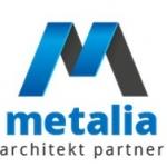 Metalia Architekt Partner, s.r.o – logo společnosti