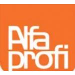 Výsledek obrázku pro alfa profi logo