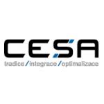 CESA, a.s.,Pardubice – logo společnosti