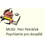 MUDr. Petr Petráček – logo společnosti