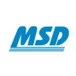 MSD, spol. s r.o. – logo společnosti