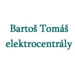 Bartoš Tomáš - elektrocentrály – logo společnosti