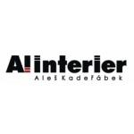Aleš Kadeřábek- AL INTERIER - VESTAVĚNÉ SKŘÍNĚ A PROSKLENÉ LODŽIE – logo společnosti