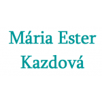 Mária Ester Kazdová – logo společnosti