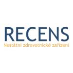 RECENS, s.r.o. – logo společnosti