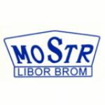 Brom Libor - MOSTR – logo společnosti