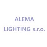 ALEMA LIGHTING s.r.o. – logo společnosti