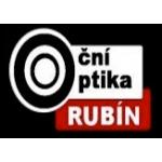 Mgr. Pavel Beneš, Ph.D., Oční optika Rubín – logo společnosti