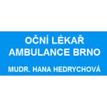 Oční lékař - ambulance Brno, MUDr. Hana Hendrychová – logo společnosti