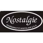 Pohřebnictví NOSTALGIE, s.r.o. (pobočka Brno-Líšeň) – logo společnosti