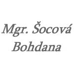 Mgr. Šocová Bohdana – logo společnosti