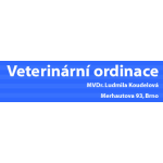 MVDr. Ludmila Koudelová – logo společnosti