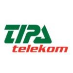 TIPA Telekom plus a.s. – logo společnosti