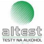 Altest s.r.o. – logo společnosti