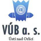 VÚB a.s. – logo společnosti