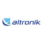 ALTRONIK s.r.o.- satelitní přijímač – logo společnosti