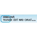Kabelová televize Ústí nad Orlicí, spol. s r. o. – logo společnosti