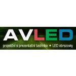 AVLED s.r.o. – logo společnosti