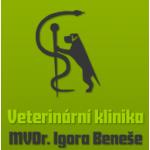 MVDr. Igor Beneš – logo společnosti
