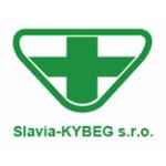 Slavia - KYBEG s.r.o. - lékárna – logo společnosti
