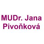 MUDr. Jana Pivoňková – logo společnosti