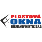 PLASTOVÁ OKNA HEŘMANŮV MĚSTEC s.r.o. – logo společnosti