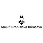 MUDr. Bronislava Karasová – logo společnosti