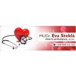 MUDr. Eva Steklá – logo společnosti