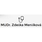 MUDr. Zdeňka Menšíková – logo společnosti