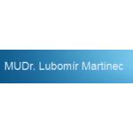 MUDr. Lubomír Martinec – logo společnosti