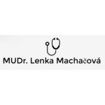MUDr. Lenka Machačová – logo společnosti