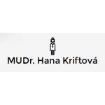 MUDr. Hana Kriftová, praktický lékař pro dospělé – logo společnosti