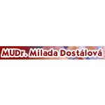 MUDr. Milada Dostálová - Lékař pro děti a dorost – logo společnosti