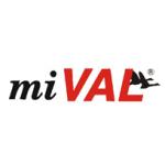 Valášek Milan - miVAL – logo společnosti