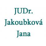 JUDr. Jakoubková Jana – logo společnosti