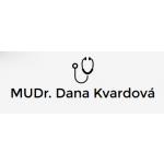 MUDr. Dana Kvardová – logo společnosti