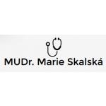MUDr. Marie Skalská – logo společnosti