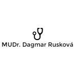 MUDr. Dagmar Rusková - praktická lékařka – logo společnosti