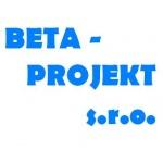 BETA - PROJEKT, s.r.o. – logo společnosti