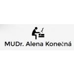 MUDr. Alena Konečná – logo společnosti