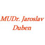 MUDr. Jaroslav Duben – logo společnosti