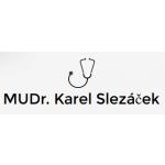 MUDr. Karel Slezáček – logo společnosti