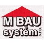 M BAU SYSTÉM s.r.o. – logo společnosti