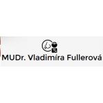 MUDr. Vladimíra Fullerová - odborný ušní lékař – logo společnosti