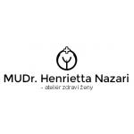 MUDr. Henrietta Nazari - ateliér zdraví ženy – logo společnosti