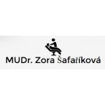 MUDr. Zora Šafaříková – logo společnosti