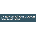 MUDr. Jaromír Vašíček Privátní chirurgická ambulance – logo společnosti
