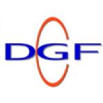 DGF a.s. – logo společnosti