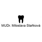 MUDr. Miloslava Staňková- stomatologie – logo společnosti