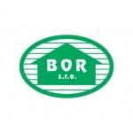 BOR, s.r.o. - zemědělské komodity, osiva, hnojiva, pesticidy – logo společnosti